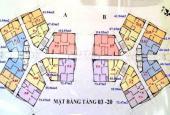 Chính chủ cần tiền bán căn chung cư CT1B Yên Nghĩa, tầng 1210, DT 61.94m, giá 16.5tr/m2: 0981129026
