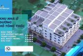 Nhà phố kinh doanh - đường Hồ Tông Thốc TP Vinh - phù hợp làm VP, cty, phòng khám giá ưu đãi