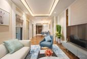Độc nhất căn hộ góc 110m2 King Palace 3PN 4.5 tỷ full nội thất điều hòa âm trần + tủ bếp + sàn gỗ