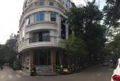 Cho thuê nhà phố Hàng Tre, 100m2 x 6 tầng (góc 2 mặt tiền) 20m, thông sàn, thang máy, hầm xe