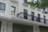 Cho thuê nhà liền kề B4 Nguyễn Chánh, Cầu Giấy, DT 120m2, 5 tầng, MT 5m, thang máy. Giá 70tr/th