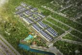 Bán nhà liền kề căn góc dự án Verosa Park Q9 nằm ngay cổng chính, LH 0768567859