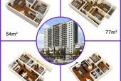 Chỉ 380 triệu sở hữu căn đẹp nhất chung cư Thành Công 73m2, 02PN tại TP. Thái Bình