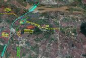 Đất đấu giá mặt đường Tây Thăng Long, Tây Tựu, Bắc Từ Liêm, Hà Nội, DT: 82.5m2 giá 60tr/m2