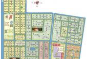 Bán nền đất nhà phố diện tích 5m x 25m, sổ đỏ chính chủ, giá rẻ nhất dự án. Đầu tư tốt nhất