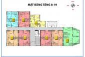 Chuyển nhượng căn góc 3 phòng ngủ, ban công Đông Nam chung cư Vinahud 536 Minh Khai, LH 0986204569