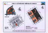 Cần bán gấp 1026 nhà nguyên bản chưa có đồ tòa HH02.2B, khu 6 tòa cũ, cạnh nhà thi đấu 0986344262