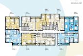 Cần bán căn hộ 2 ngủ, view hồ Tây, diện tích 79m2 tại Kosmo Tây Hồ, nguyên bản CĐT, giá bán 4 tỷ