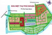 Chuyên tư vấn đất nền dự án Phú Nhuận, Phước Long B, Quận 9