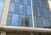 Cho thuê tòa nhà mặt phố Dịch Vọng, Cầu Giấy, DT 150m2, 7 nổi 1 hầm, MT 7m. Giá 100tr/th