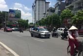 (Có 1 0 2) bán đất mặt phố Trần Phú, Ba Đình: 77m2, MT 4.7m, sổ vuông đét, vỉa hè rộng