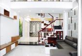 Nhà mới, đẹp, cao cấp, 1 trệt, 3 lầu, hẻm ôtô 9m, Nguyễn Kiệm, P4, Q. Phú Nhuận, DT 60m2, 7.4 tỷ