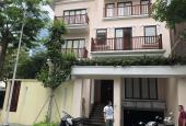 Cho thuê nhà biệt thự Trung Yên, Trung Hòa. DT 150m2, 4 nổi 1 hầm, MT 8m, giá 45tr/th