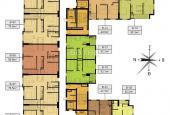 Chính chủ cần bán căn hộ 107m2 thuộc tòa B chung cư Hateco Hoàng Mai