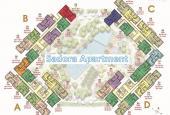 Bán căn hộ Sadora, căn góc, tầng thấp, 3PN, giá 8.8 tỷ
