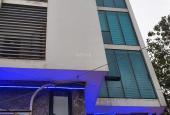 Nguyễn Thái Học - Tòa nhà văn phòng 9 tầng thang máy thông sàn