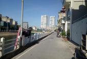 Đất mặt hồ Tai Trâu 108m2, đường mặt hồ ô tô tránh, kinh doanh, 8.58 tỷ