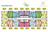 Gia đình tôi cần bán CHCC Intracom Đông Anh, tầng 1810, DT 65m2 giá 24.5tr/m2: 0981129026