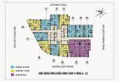 Chính chủ bán CHCC CT36 Định Công tháp A tầng 12 - 08 - 75m2, 2007 - 60m2 giá 24tr/m2 LH 0966292726