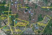 Bán 50m2 đất dịch vụ Vân Canh khu 4.5ha mặt tiền 4m