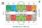 Mở bán chung cư THT New City, giá gốc 14.7tr/m2, căn hộ từ 800 tr - 1.2 tỷ/căn, tháng 9 nhận nhà