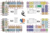 Hiện em muốn bán lại căn chung cư Ecohome 3, tầng 1520, DT 62,6m2 giá 1 tỷ 320/ căn: 0981129026
