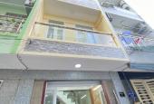 Nhà đồng sở hữu hẻm 360 Phạm Hữu Lầu Nhà Bè. DT: 3,3m dài 9m, 2 lầu 4 PN full nội thất giá 2tỷ180