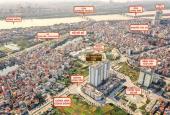 Mặt đường Hồng Tiến căn 3PN căn hộ còn lại có giá tốt 3,15 tỷ gần cầu Chương Dương dự án HC Golden