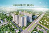 Eco Smart City Cổ Linh - Trực tiếp chủ đầu tư - Giá chỉ từ 38 triệu/m2