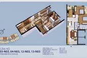 Bán căn hộ 2 ngủ chỉ 2 tỷ sổ đỏ trao tay CC New Horizon số 87 Lĩnh Nam, Hoàng Mai. Lh 0986204569