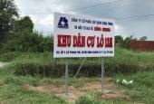 Cần tiền cho con du học bán gấp nền đất A17 dự án 13A Hồng Quang đối diện ĐH Kinh tế TPHCM 23tr/m2