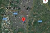 Bán đất đường Nguyễn Văn Trỗi, hồ Đông An, thành phố Nam Định, 79m2, giá 27tr/m2