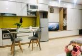 View siêu đẹp nhà siêu rẻ, căn hộ studio tại C2 VH D'Capitale view Đông Nam thoáng mát 1,543 tỷ