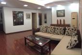 Cho thuê căn hộ chung cư 15-17 Ngọc Khánh 130m2 3 ngủ đủ đồ giá 15.5tr/th - LH: 0968045180