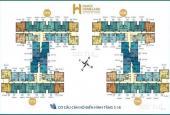 Gia đình có CHCC Hà Nội Homeland cần bán, tầng 1006, DT 58,59m2 giá bán 1,55 tỷ/ căn: 0962449105