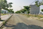 Bán lô góc 2 mặt tiền B2.91 Nam Hòa Xuân ngã tư đường thông ra Nguyễn Phước Lan, diện tích 161.7m2