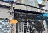 Nhà thuê hẻm 487, Tân Thuận Đông, Q7. DT 4,1m dài 8m trệt lửng lầu 3PN giá 8 tr/th