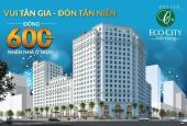 Ecocity Việt Hưng, ngoại giao căn hộ 72m2, view Vinhomes giá 2,062 tỷ, đã có kinh phí bảo trì