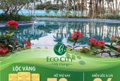 Quỹ căn ngoại giao Eco City từ 1.8 tỷ/căn 2PN, 2.5 tỷ/căn 3PN, 30% nhận nhà ở ngay, LS 0% 2 năm