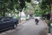 Bán đất Hồ Ba Mẫu, ô tô con vào nhà, 57m2 mặt tiền 4 5,35 tỷ