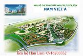 Bán đất nền dự án tại dự án khu đô thị Nam Cầu Tuyên Sơn, Ngũ Hành Sơn, Đà Nẵng