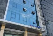 Rẻ nhất phố, bán tòa nhà mặt phố Trần Thái Tông, DT 151m2, 9 tầng, MT 7.9m. Giá 52.8 tỷ