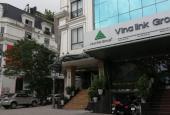 Bán gấp nhà MP Hoàng Quốc Việt, Cầu Giấy lô góc 3 mặt tiền KD đỉnh 84m2 7 tầng TM. LH 0397550883