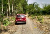 Bán lô đất mặt tiền tại Bàu Bàng, Bình Dương, chính chủ, sổ hồng, thổ cư