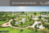 Biệt thự Q9, Villa Park Bưng Ông Thoàn, 292.3m2, 4 lầu, nhà thô, giá 27 tỷ