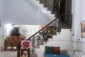 Nhà thuê hẻm 350 Huỳnh Tấn Phát Q7 - 4.1x11m + lửng, lầu, 3PN + nội thất - giá 10 tr/tháng