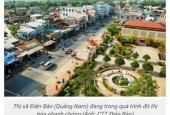 Bán đất giá tốt đường đô thị khu Bồ Mưng 3 ngay ngã ba Tứ Câu Hoà Phước Đà Nẵng, có sổ giá 1 tỷ xxx