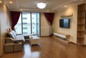 Cho thuê căn hộ chung cư Vinhomes Nguyễn Chí Thanh, 3 phòng ngủ, đầy đủ nội thất
