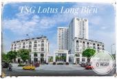 TSG Lotus Sài Đồng ngay cạnh Vinhomes Riverside, căn 3PN(83m2) giá 2,357 tỷ, đã có Sổ
