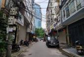 Cho thuê nhà ngõ 216 phố Trung Kính: DT 53.5m2x 4.5 tầng, MT 5.13m, giá 25 triệu/th